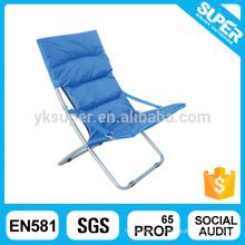 Cadeira de praia Sun Seat com suporte de plástico