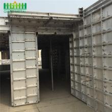 Leader SGF modular recycling aluminum concrete construction