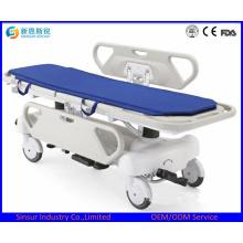 Elektrisch mit Guardrail Emergency Hospital Transport Stretcher