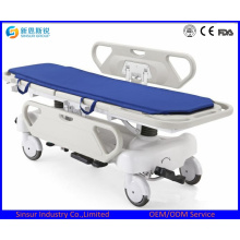 China Hospital Hydraulic Multi-Function Transport Stretcher Price