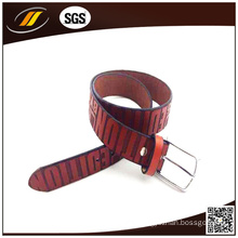 Western Cow Hide Genuine Leather Belt for Men