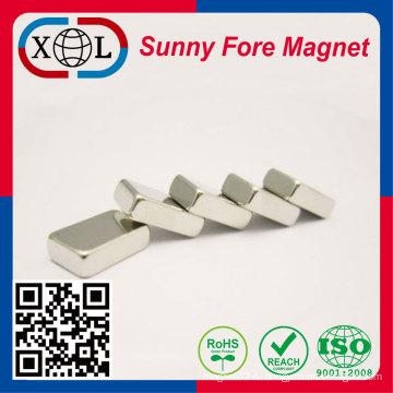 Блок фабрика Китай постоянный магнит неодимовый