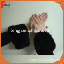 Top quality real mink fur cuff