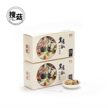 Wholesale mushroom egg instant soup for students