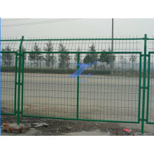 Welded Wire Mesh Fence with Frame Low Price and High Quality