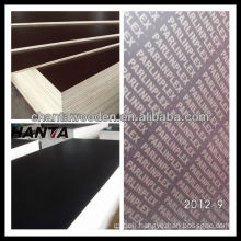 Shandong Linyi film faced plywood /Shuttering plywood