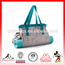 Stylish design waterproof yoga mat bag Yoga Tote Bag with Yoga compartment(ES-Z320