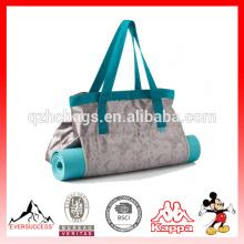 Stylish design waterproof yoga mat bag Yoga Tote Bag with Yoga compartment(ES-Z320