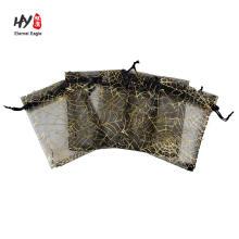 indische Art billige Bulk kaufen Organza Taschen aus China
