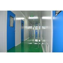 Porta da sala limpa