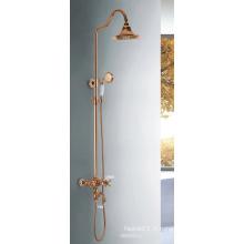 (YL5875-C) Chine Robinet de salle de bains en bronze Bronze Gold Gold