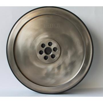 Vitrified Bond CBN Grinding Wheels for Crankshaft & Camshaft