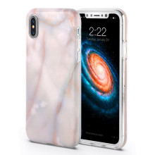 Custodia per cellulare IMD colorata per iPhone X.