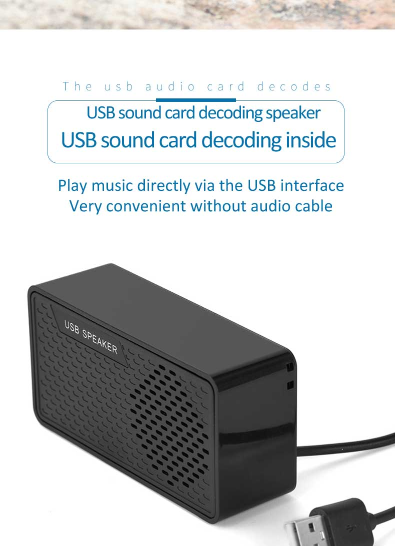 usb speaker 5007_07
