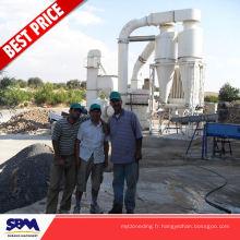 Phosphate de roche, usine de traitement de chaux d'application de minerai de fer pour l'Algérie