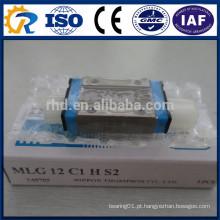 Orignial IKO C-Lube Linear Way MLG12 bloco de guia guia linear MLG12C1HS2