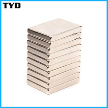 N38 Magnet Super starker Block Neodym Magnet Kühlschrankmagnete