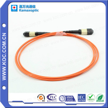 MPO/MTP 12fibers Multimode Fiber Optical Patchcord