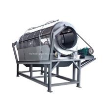 Tamiz de tambor de compostaje de alta eficiencia y precio de fábrica
