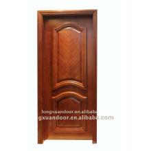 Porte composite en bois