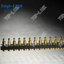 12 Pin SMT Spring Loaded Pogo Pin Connector