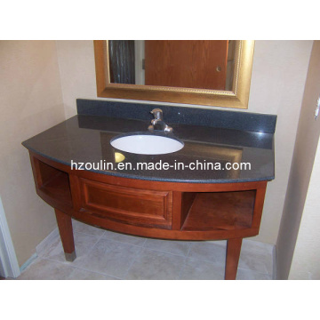 Hotel Wooden Bathroom Vanity (SG-63)