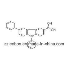 Intermédiaires Acide B- (6,9-Diphényl-9H-carbazol-3-yl) boronique1133058-06-6
