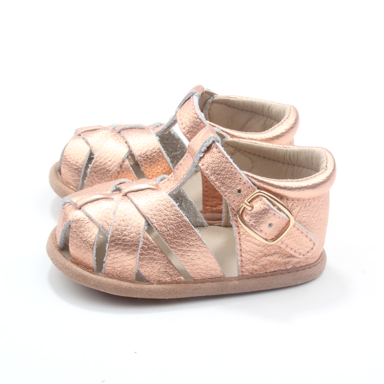 Baby Sandals Toddler Shoes Soft Leather