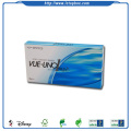 Recylcable health care medicine color box