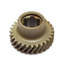Helical Input Gear for Brusher Cutter