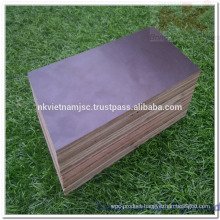 Black Film Faced Plywood Made of High Quality Acacia