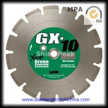 Cheapest Premium Concrete Block Diamond Wet Cut Saw Blade