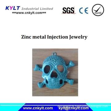 Zinc Metal Injection Jewelry