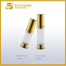 Kosmetik Airless Flasche 5ml, 8ml mit neuem Design
