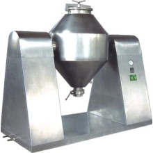 Double conical revolving dryer with 200 volume