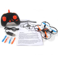 2.4G Mini Small Cheap RC Quadcopter RC Drone with 6-Axis Gyro USB