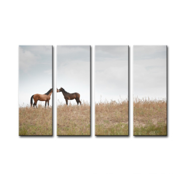 Framed Modern High Quality Canvas Print