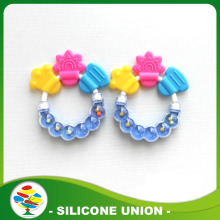 Various Food Grade Silicone Teether For Baby