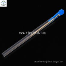 Aiguilles d'acupuncture avec plaqué or (AT-6)