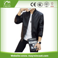 OEM Service Fashion PU Outdoor Jacket