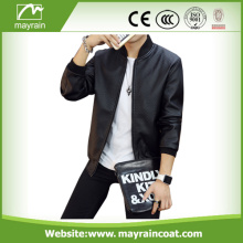 OEM-Service Mode PU Outdoor-Jacke