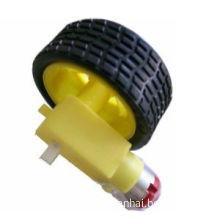 Smart Car Tire Kit with Gear Motor