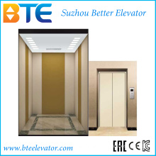 Ce Stable and High Load Passenger Lift with Small Machine Room