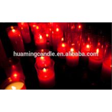 Huaming 7 días velas al por mayor exportadores / gran pilar de la iglesia velas