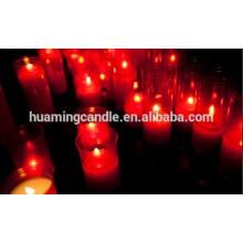 Huaming 7 day candles wholesale Exporters/big pillar church candles