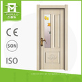 Portas interiores clássicas da sala nivelam a porta para a porta de madeira da melamina do toalete