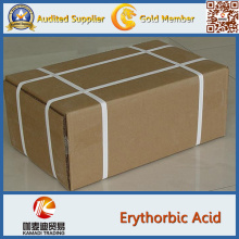 Eritorbato sódico, E316, D-isoascorbato, ácido eritórbico, sal sódica