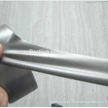 EN471 Tissu reflex extensible gris clair à 4 branches