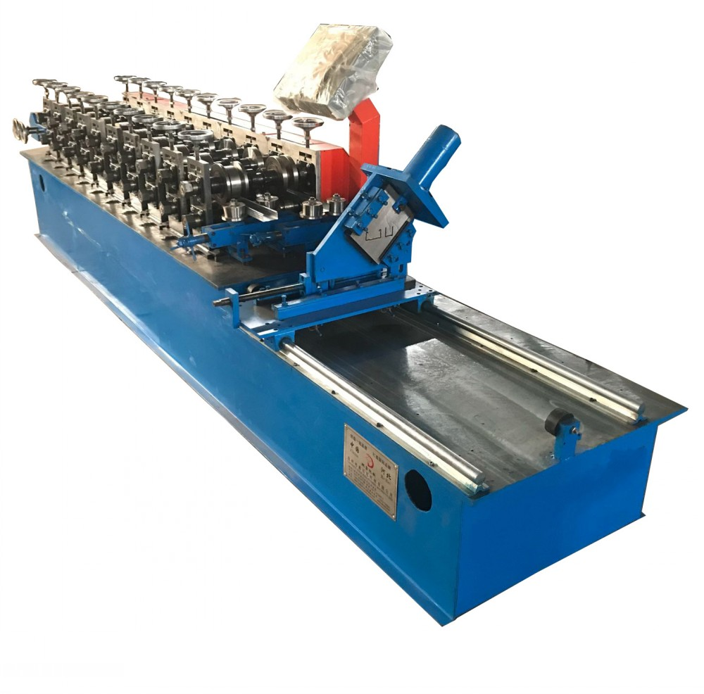 C U Light Steel Keel Roll Forming Machine
