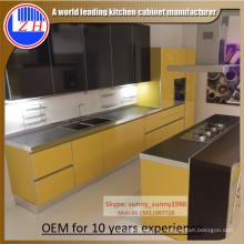 Акриловый шкаф для кухни